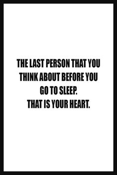 that is your heart