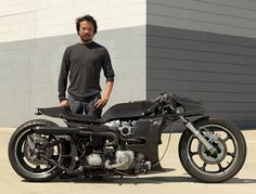 Harley-Davidson Twin-Cam Softail by Shinya Kimura