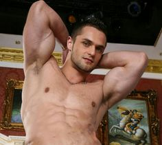 Guys half naked sexy Naked Hard