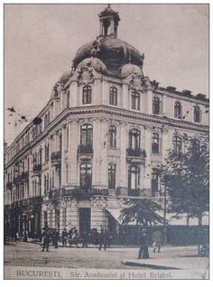 Bucuresti - Hotel Bristol - interbelica