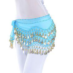 Dancewear+Chiffon+Belly+Dance+Belt+For+Ladies(More+Colors)+–+USD+$+5.99