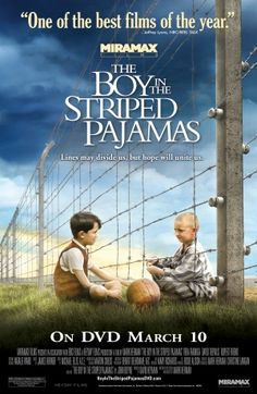 THE BOY IN THE STRIPED PAJAMAS:  Asa Butterfield, Zac Mattoon O'Brien, David Thewlis,Vera Farmiga - 2008