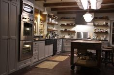 Love the Coopers kitchen