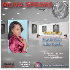 "Muva Speaks Magazine 202 on Instagram: ""Check out @ladycee1028 INTERVIEW Swipe ↔️and enjoy."" Lyrics, Interview, Magazine, Lady, Check, Instagram, Song Lyrics, Magazines, Music Lyrics"