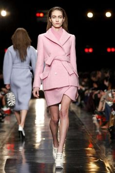 Carven Fall Winter Ready To Wear 2013 Paris