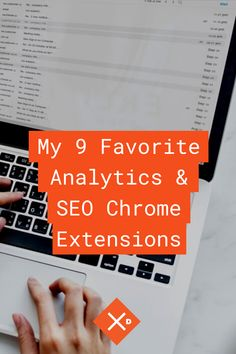 Increase your SEO and Analytics work productivity with our favorite free 9 SEO extensions (Chrome)! Including META SEO inspector, web developer toolbar & more. Chrome Extensions, Work Productivity, I 9, Best Seo, Search Engine Optimization, Web Development, Infographic, Free, Information Design