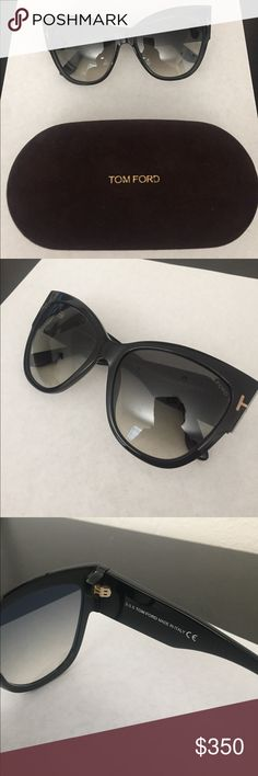 a3b46c2e5afd1 Tom Ford Sunglasses - Anoushka Worn once and in very good condition. It is  the