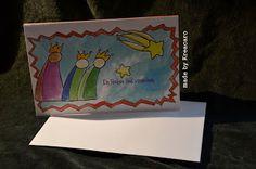 kreacaro: Selbstgemachte Postkarten