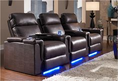 Seatcraft Palamino Theater Seating l Home Theater & Media Rooms l www.DreamBuildersOBX.com
