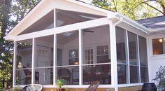 screened in porch cincinnati - Google Search