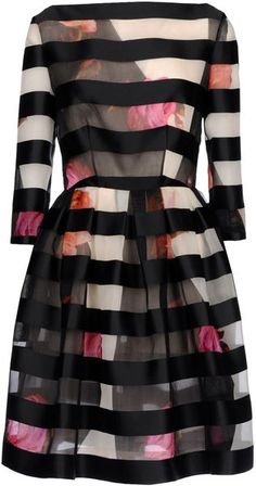 wide striped~