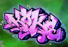 Kore Graffiti Letter Design By Koreee