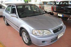ขายรถ Honda ***ฟรีดาวน์*** City Type Z ปี 2002 http://www.siamcarsale.com/car/3644/02/Honda/City/Type%20Z