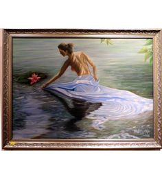 SUDAKİ KADIN Painting, Art, Art Background, Painting Art, Kunst, Gcse Art, Paintings, Painted Canvas, Art Education Resources