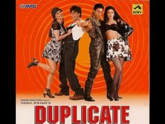 Duplicate (1998) Full Movie | Shah Rukh Khan - Juhi Chawla - Sonali Bendre | in 720p HD Story Bablu (Shah Rukh Khan) an aspiring chef works in a hotel where Sonia Kapoor(Juhi) works with him as banquet manager at the restaurant. His look-alike Manu (Shah Rukh Khan) a gangster robs a bank along with his friend (Gulshan Grover) but gets caught. He comes out of prison and discovers that his cohort has double-crossed him. He murders his partner and escapes from the scene of the crime...without…