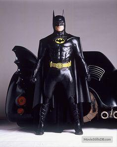 """""""Batman"""" (1989) Michael Keaton"""