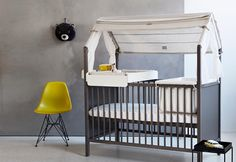 The Stokke® Home™ concept with its modularity lets you choose your preferred components from the product range and design your individual room setting. It is easy to rearrange the modules to suit your ever-changing needs as your baby grows or as you redecorate your home. From birth to 5 years. Welcome to your new home!