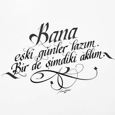 BETÜL Caligraphy, Arabic Calligraphy, Typography, Lettering, Cool Words, Tatoos, Istanbul, Affirmations, 1