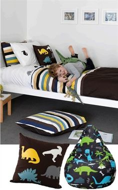 This type of boys bedroom themes is undeniably a striking style concept. Boys Bedroom Themes, Baby Bedroom, Baby Boy Rooms, Kids Bedroom, Dinosaur Bedroom, Toddler Rooms, Man Room, Decoration, Creations
