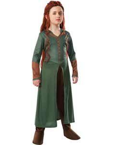 Tauriel Girls Costume  sc 1 st  Pinterest & Kids Hollywood Actress Costume - Spirithalloween.com | Halloween ...