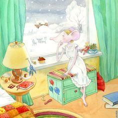 Перемена участи - Мышь Гликерия. Цветные и полосатые дни.
