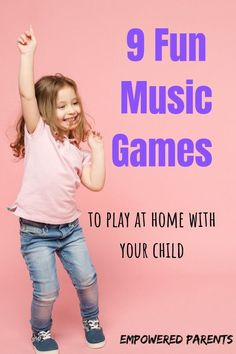 9 Simple Music Games For Your Kids That Are Excellent for Development