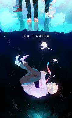 (Tsuritama) by Satukiti