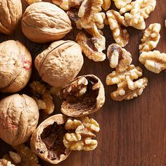 "Add (instead of swap) ""antioxidant-rich walnuts  to your baking recipes to boost your intake of heart-healthy antioxidants and omega-3 fats."" #KashiBetterRecipes via @Better Homes and Gardens"