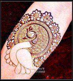 Peacock Mehndi Designs, Basic Mehndi Designs, Latest Bridal Mehndi Designs, Legs Mehndi Design, Henna Art Designs, Mehndi Designs For Beginners, Mehndi Designs For Girls, Mehndi Design Photos, Wedding Mehndi Designs