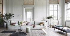 Velvet Sofa Collection