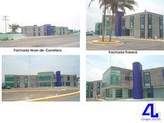 En Grupo ALSA, administramos diversos inmuebles. LA MEJOR CONSTRUCTORA DE VERACRUZ. Constructora e Inmobiliaria MARYLAS S.A. DE C.V., es una de las empresas que conforma a nuestro Grupo y a través de la cual, administramos diversos inmuebles. Uno de los cuales, es una planta industrial que cuenta con dos edificios para oficinas con espacios amplios y muy bien iluminados, además de áreas para movimiento de camiones. www.grupoalsa.com.mx #MARYLAS