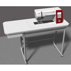 Janome Horizon 7700QCP Sewing Table