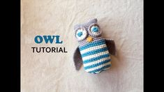 Owl Toy Tutorial [Loom Knitting] – Awesome Knitting Ideas and Newest Knitting Models Knitting Loom Dolls, Round Loom Knitting, Spool Knitting, Loom Knitting Projects, Loom Knitting Patterns, Yarn Projects, Baby Knitting, Beginner Knitting, Knitted Owl