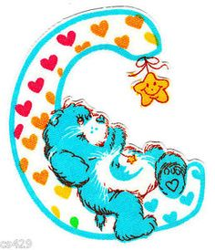 ❤️Care Bears and Friends ~ The Letter C