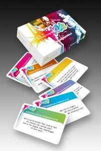 Gelukkig hb kaartjes vanaf 5 jaar met vragen over hoogbegaafdheid.