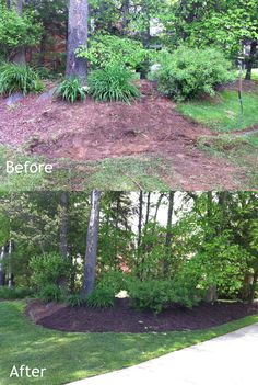 Bed creation and installation in South Lyon Michigan. Affordable landscaping services from a reliable landscaping company. Visit www.LandscapeSolutionsMI.com for more information!