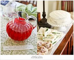 how to plan the perfect Anne of Green Gables tea party