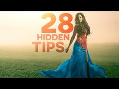 PHOTOSHOP: 28 Powerful Hidden Tips, Tricks, & Features! - YouTube