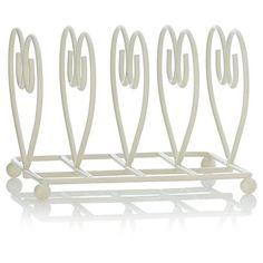 Deluxe White Heart Breakfast Table Toast Rack (14 x 11 x 11cm) - Cream Verdi http://www.amazon.co.uk/dp/B013A0WMPM/ref=cm_sw_r_pi_dp_ddyzwb1M97G3X