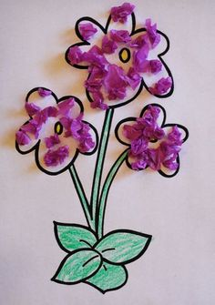 Easy Mothers Day Art  – Mothers Day Gift Crafts For Kids  Ideas To Make Gifts For Loved Ones