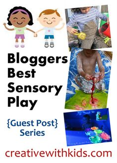 Guest Posts about the Hows and Whys of Sensory Play This summer I have been lucky to host a series of guest posts from some wonderful bloggers. These have been very popular posts – the ideas are lots of fun.  Make sure you visit the guest poster's blog if you're looking for playful activities and […]
