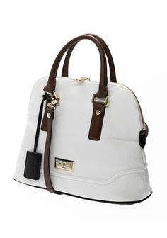 Ava Colorblock Satchel - Beautiful! By Ivanka Trump $125.00
