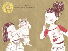 Flying Eye Books | Whatever Happened to my Sister? Simona Ciraolo