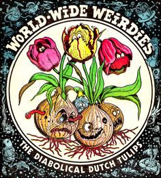 Ken Reid - World Wide Weirdies 04