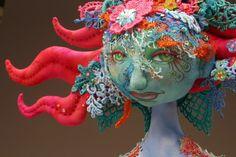 Heike Blohm of Newmarket, Ontario, Canada | Weekly Artist Fibre Interviews | Fibre Art