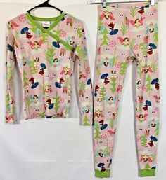 Clothing, Shoes & Accessories Baby & Toddler Clothing Smart Hanna Andersson Baby Girl Sleeper Pajamas 80 18-24 Months Yellow Butterflies