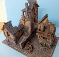 Mordheim ruins