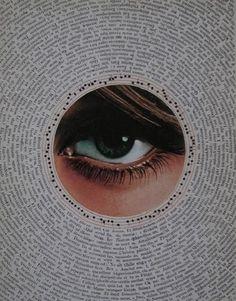 Jiří Kolář - L'Oeil, ca. 1960 - Pictify - your social art network