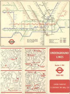1941 London Underground map http://homepage.ntlworld.com/clive.billson/tubemaps/1941.html