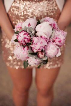 Peony Wedding Flowers | Flower Power: 12 Peony Wedding Bouquets | Fashionbride's Weblog